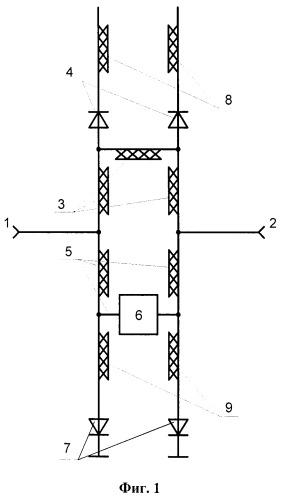 Управляемый ступенчатый аттенюатор