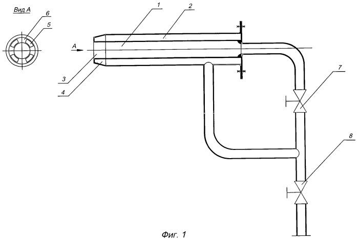 Способ регулирования параметров горения газообразного топлива