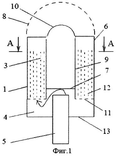 Глушитель шума двигателя внутреннего сгорания
