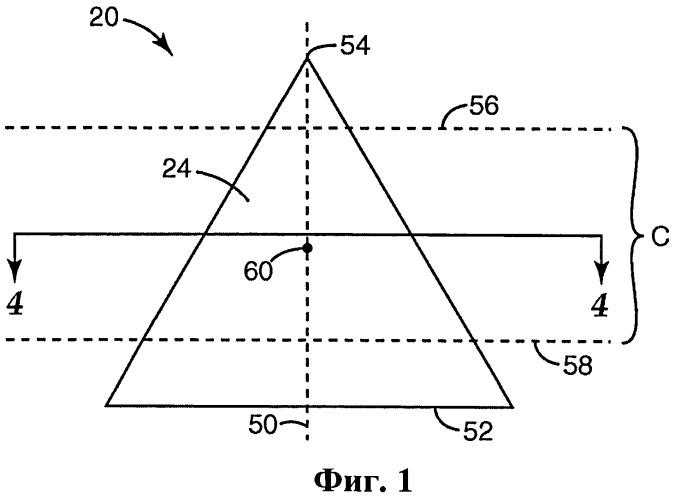 Формованные абразивные частицы с низким коэффициентом округлости