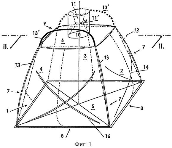 Упаковочная емкость большого объема для битума