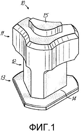 Шип противоскольжения для установки в протектор шины транспортного средства и пневматическая шина, содержащая такие шипы противоскольжения