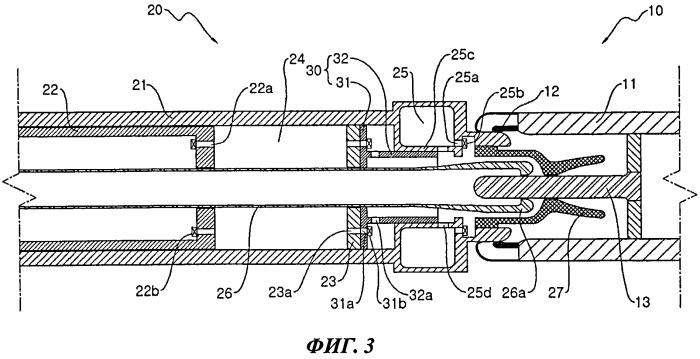 Гибридный газовый выключатель гасящего типа для распределительного устройства с элегазовой изоляцией
