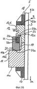 Способ изготовления (частично-)кольцеобразных, содержащих армированный волокнами синтетический материал деталей из полуфабрикатов из волокнистого композитного материала