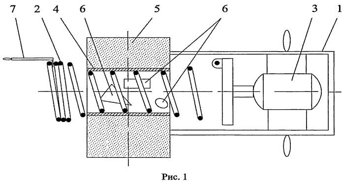Термонагружатель к стенду для исследования образцов материалов при энергообмене