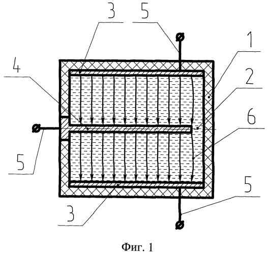 Молекулярно-электронный акселерометр