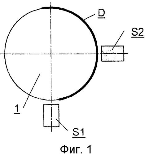 Способ обнаружения вращения и направления вращения ротора