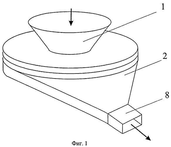 Устройство для механической переработки зерновой массы