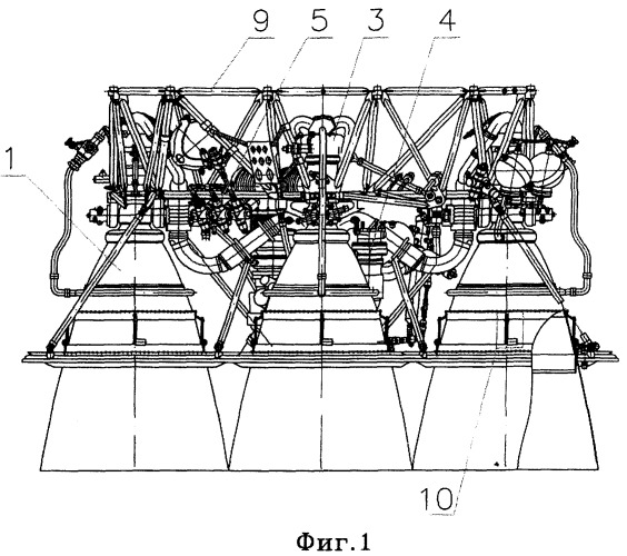 Способ повышения среднетраекторного удельного импульса тяги жидкостного ракетного двигателя и жидкостный ракетный двигатель для реализации указанного способа