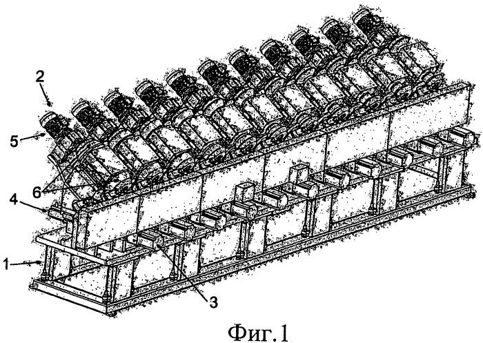 Роликовая профилирующая машина