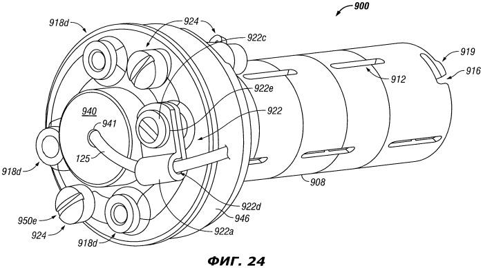 Ультразвуковой расходомер с блоком заглушки посадочного гнезда