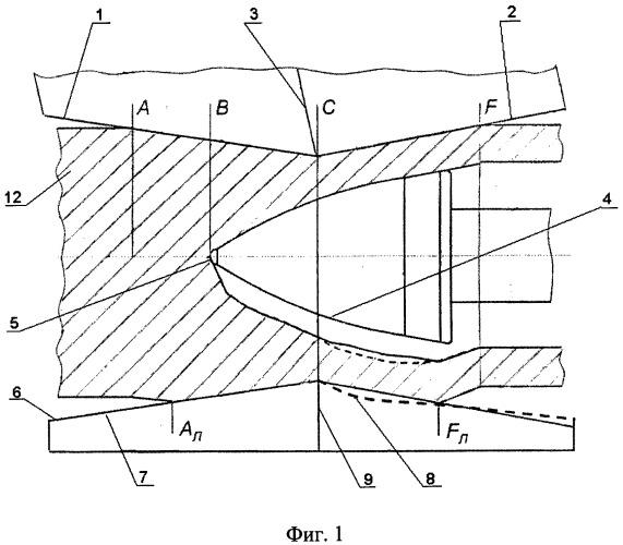 Технологический инструмент для прошивки непрерывнолитых заготовок