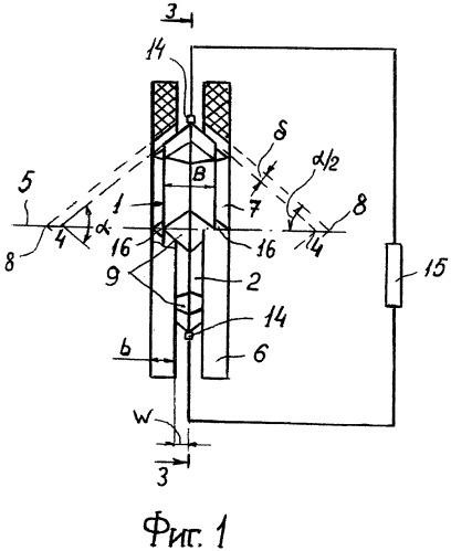 Емкостный индукционный генератор (варианты)