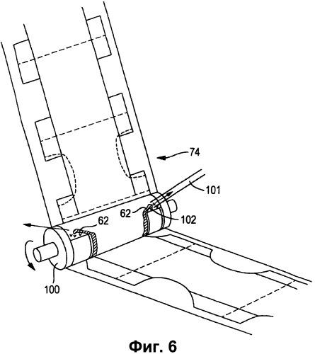 Способ изготовления адсорбирующего одноразового подгузника