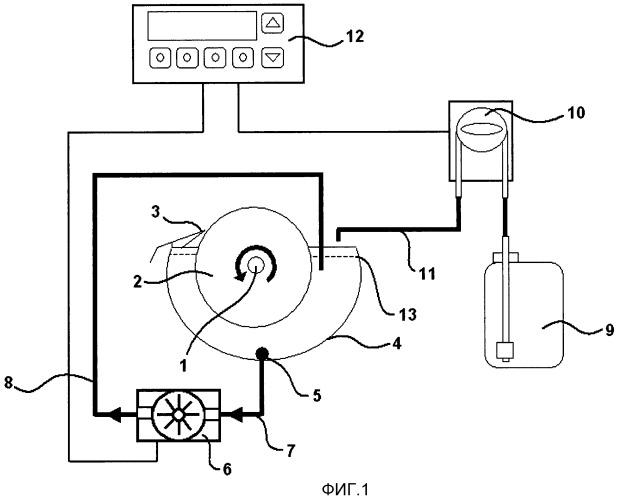 Устройство для получения чешуйчатого льда и способ очистки, удаления отложений солей кальция и/или дезинфицирования устройства для получения чешуйчатого льда