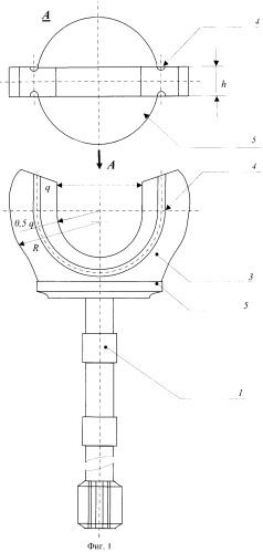 Шарнир квазисинхронный кулачковый