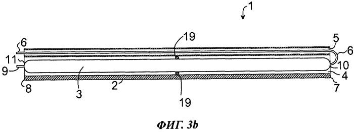Осветительное устройство с защитной трубкой