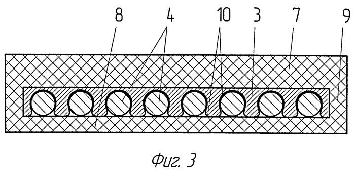 Резинотросовая лента и способ ее изготовления