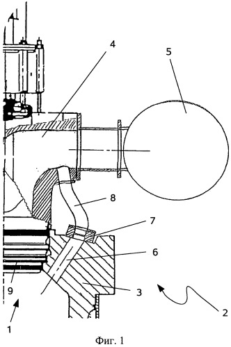 Дизельный двигатель, деталь дизельного двигателя обеспечивающая заранее установленный предел прочности и способ предотвращения повреждения дизельного двигателя
