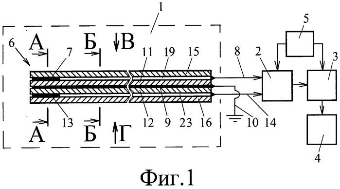 Устройство для диагностики и контроля электрических цепей переменного тока