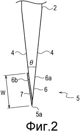 Покрытие на режущем инструменте, выполненное в виде режущего кромочного элемента, и режущий инструмент, содержащий такое покрытие