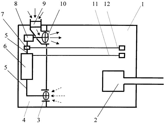 Способ отвода пороховых газов из боевого отделения танка
