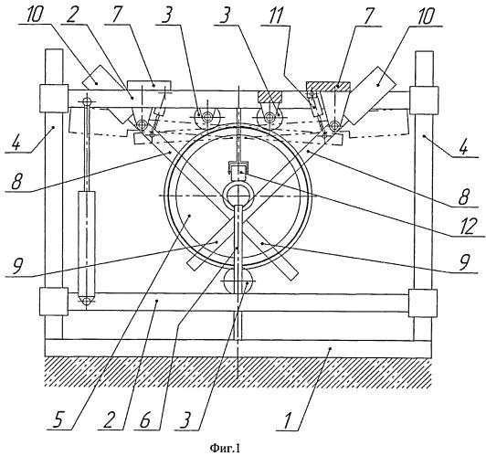 Способ автоматизированного магнитолюминесцентного контроля железнодорожных колес и устройство для его осуществления