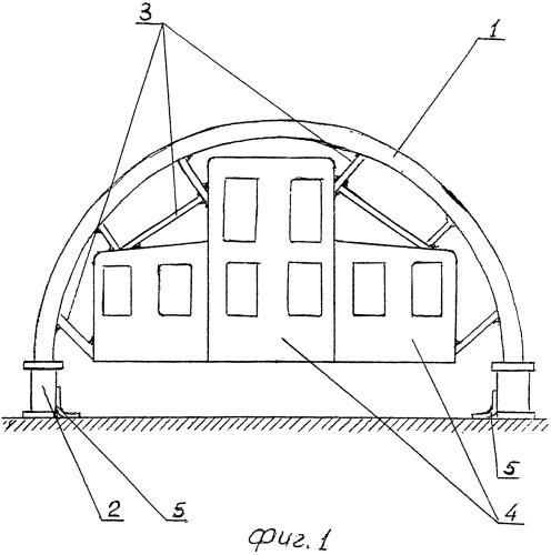 Транспортное средство на воздушной подушке