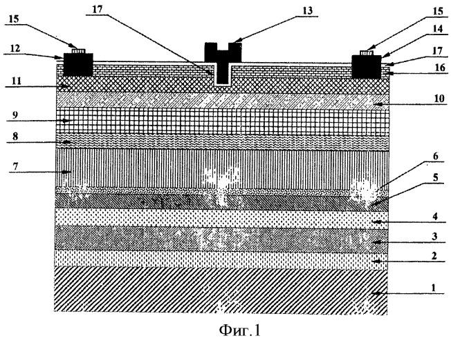 Мощный транзистор свч