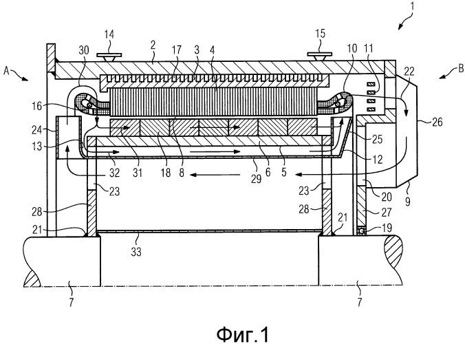 Ветроэлектрический генератор