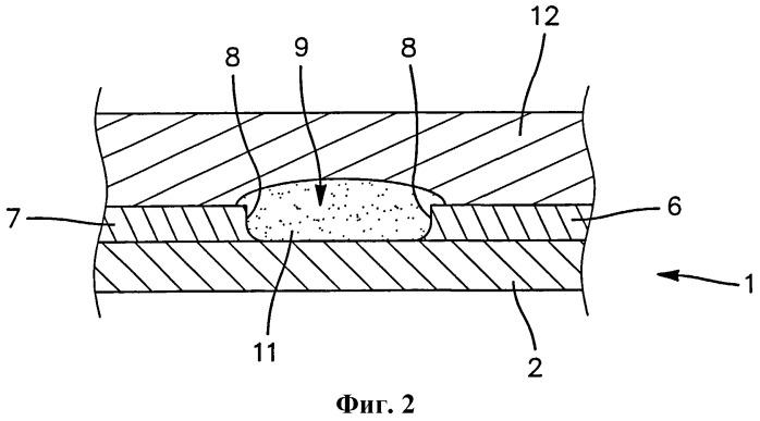 Способ покрытия оболочкой полупроводникового электронного компонента