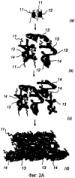 Способ и устройство для возмущения шлама с сетчатой структурой
