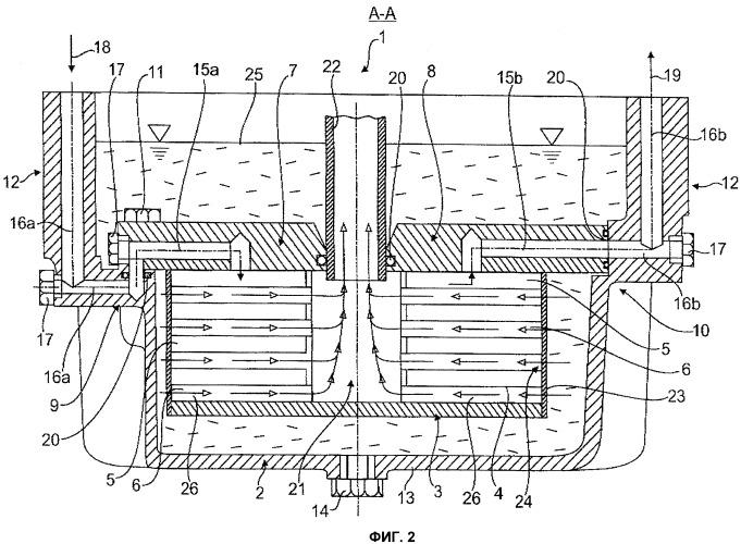 Охлаждающее устройство для моторного и/или трансмиссионного масла, в частности, двигателя внутреннего сгорания