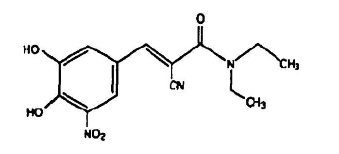 Фармацевтическая композиция в виде разовой пероральной дозы, содержащая леводопу, карбидопу и энтакапон, или их соли