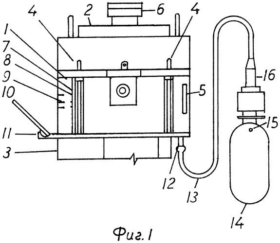 Устройство для диагностики карбюратора и бензонасоса автомобильного двигателя