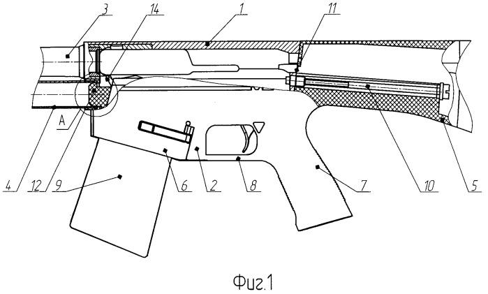 Самозарядное ружье