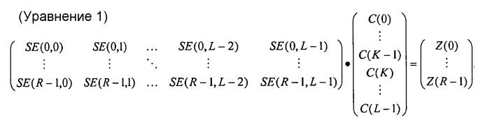 Способы и устройство, использующие коды с fec с постоянной инактивацией символов для процессов кодирования и декодирования