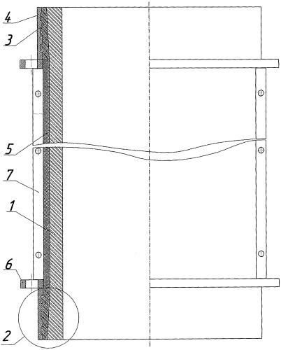 Секция трубопровода