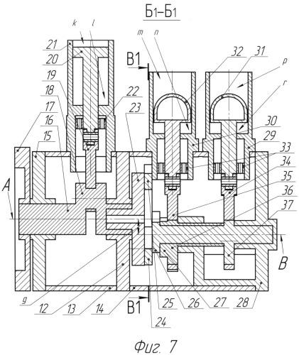 Двигатель с внешним подводом теплоты на основе механизма привода вибрирующего поршневого двигателя парсонса