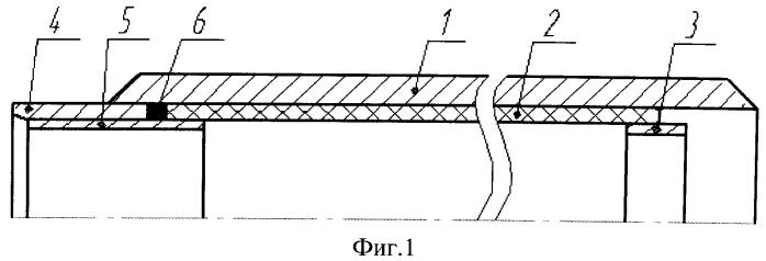 Сварное соединение металлических труб с внутренней пластмассовой трубой