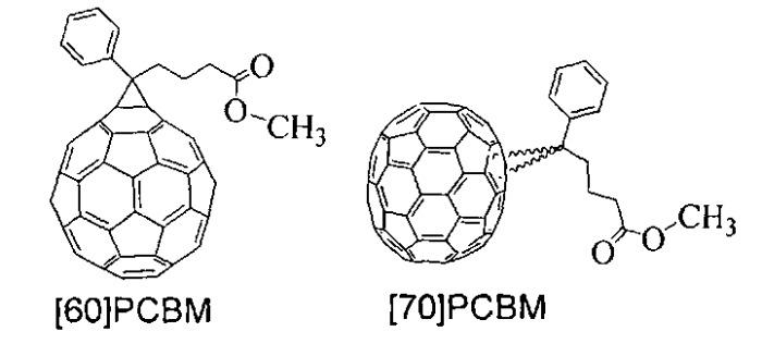 Способ получения циклопропановых производных фуллеренов, применение органических производных фуллеренов в качестве материалов для электронных полупроводниковых устройств, органического полевого транзистора, органической фотовольтаической ячейки, органический полевой транзистор и органическая фотовольтаическая ячейка