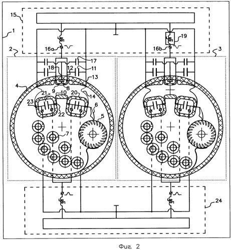 Эксимерная лазерная система и способ генерации излучения