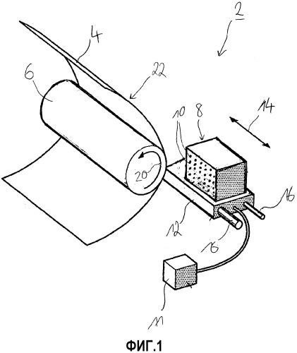 Способ калибровки устройства струйной печати, а также печатный продукт