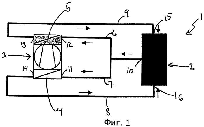 Теплоаккумуляционная система