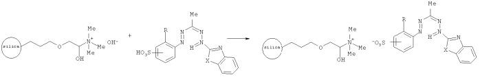 Способ получения сорбционного материала на основе силикагеля с иммобилизованной формазановой функциональной группой