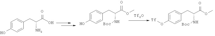 Способ получения и выделения 2-ациламино-3-дифенилпропионовой кислоты