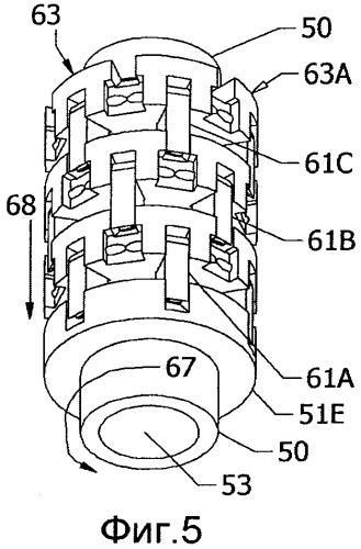 Системы и способы для использования прохода сквозь подземные пласты