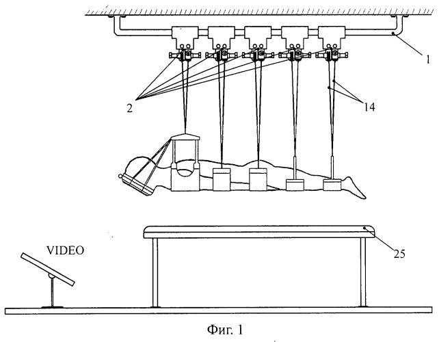 Способ лечебной гимнастики и устройство для лечебной гимнастики