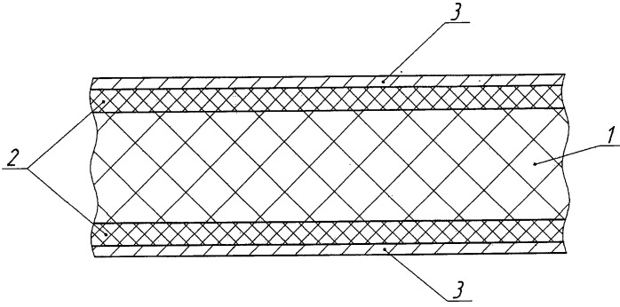 Углерод-углеродный композиционный материал