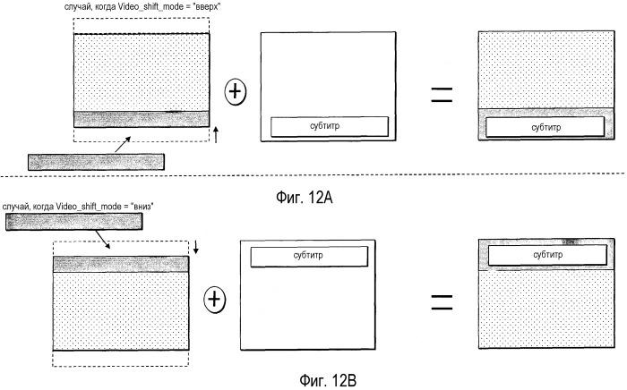 Носитель записи информации и устройство воспроизведения для воспроизведения 3d изображений